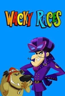 Wacky Races BOM